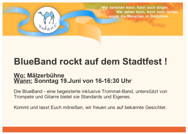 BB Stadtfaest